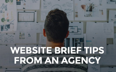 Writing a website brief - tips from an agency