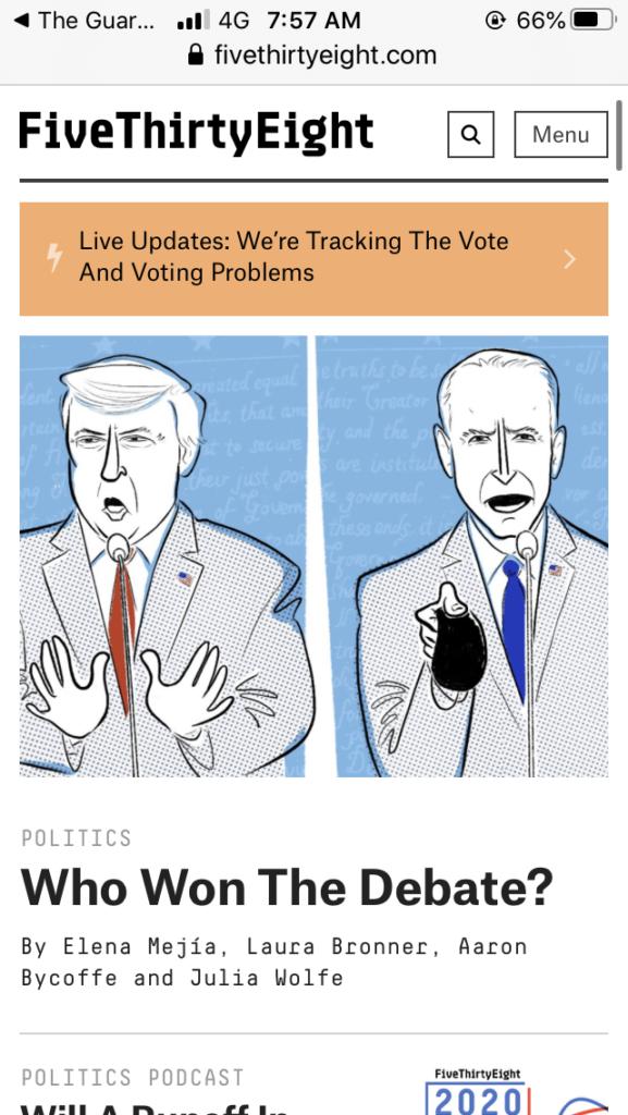 Fig. 2 - https://fivethirtyeight.com/ mobile