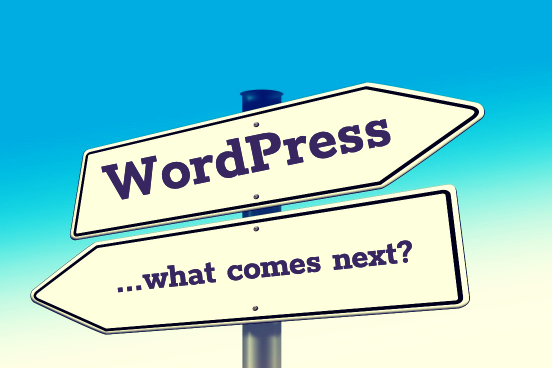 WordPress - what comes next?